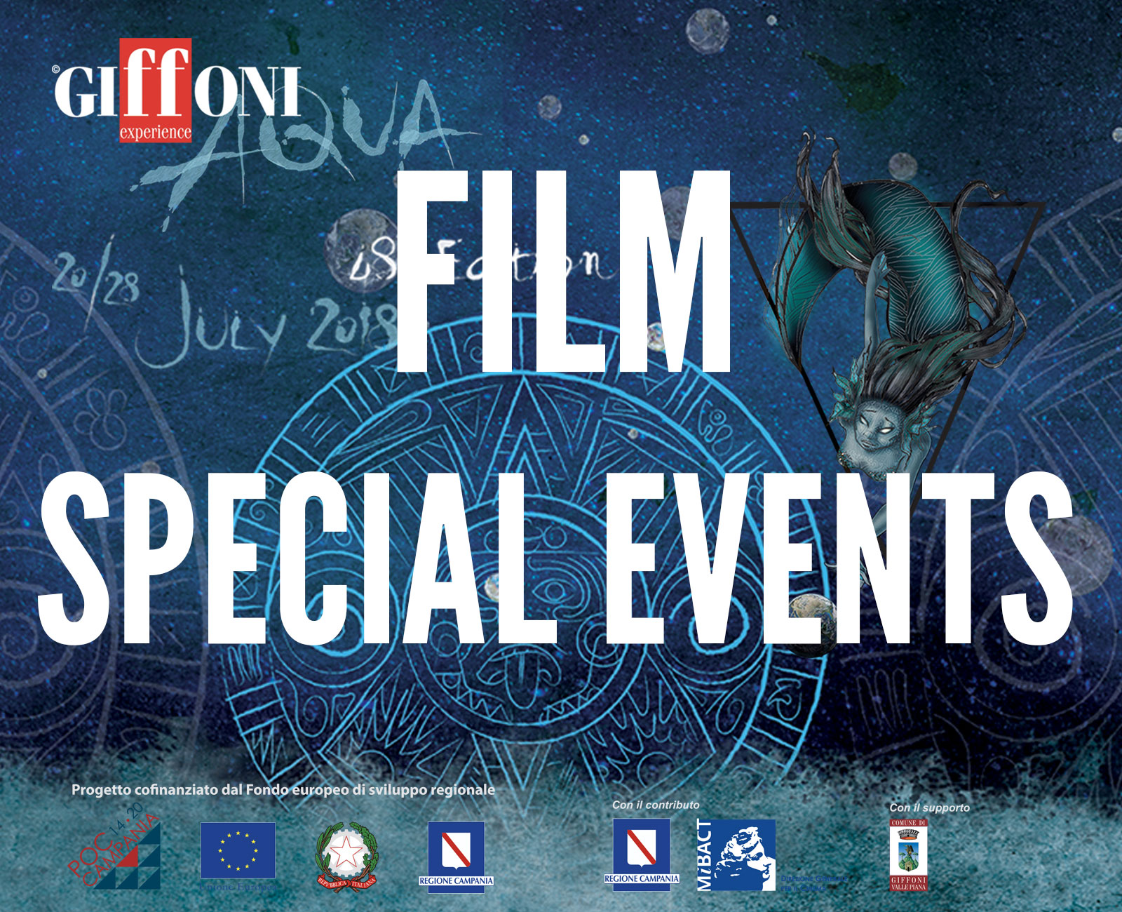 SCREENINGS AND SPECIAL EVENTS