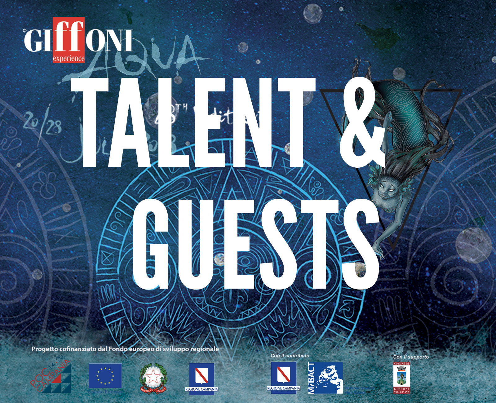TALENT AND GUESTS