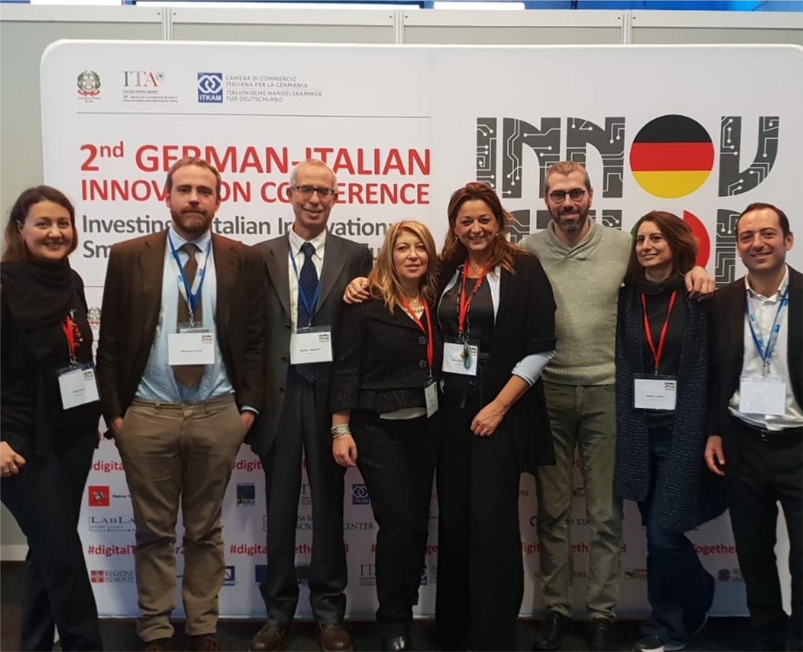 GIFFONI INNOVATION HUB AT THE 2nd EDITION OF THE GERMAN-ITALIAN INNOVATION CONFERENCE