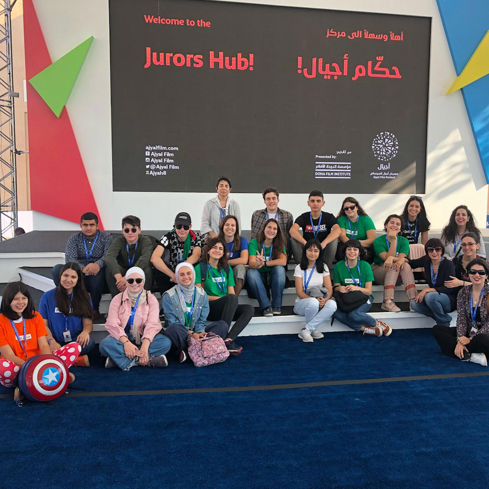 THE DIARY OF THE FIVE JURORS AT THE AJYAL FILM FESTIVAL: