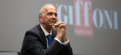 "EDUCATION AND RESEARCH, MINISTER BUSSETTI AT GIFFONI: ""YOU CAN FEEL CULTURE IN THE AIR HERE: THE YOUTH ARE TALENTED AND WE MUST HELP THEM IN THEIR LEARNING PROCESS"""