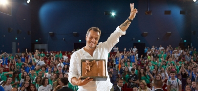"Gabriele Muccino To The Giffoni Jurors: ""Enjoy Even The Smallest Achievements"""