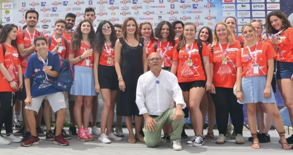 "Undersecretary Borgonzoni comes back at Giffoni: ""The government will be attending the 50th edition. This is an example of the South of Italy that works"""