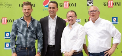 "Luigi Di Maio At Gff 2017: ""Giffoni Youth Are The Real Ambassadors Of The World"""