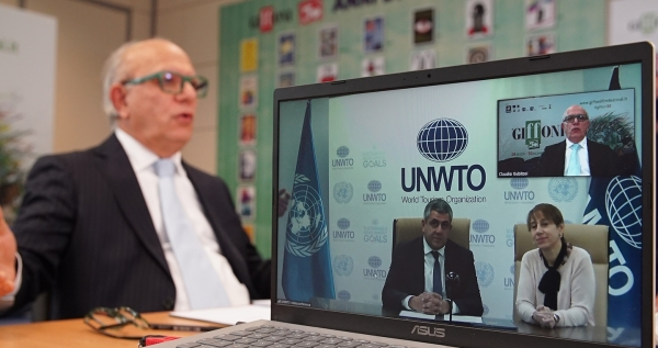 Sustainable and responsible tourism,  the agreement between Unwto, the World Tourism Organization, and Giffoni Opportunity  has been signed