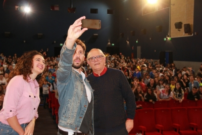 The curtain calls on Movie Days 2017, 15 Thousand students in Giffoni in just 2 months