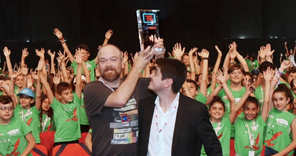 "TIMVISION-Connection and Technology Special Award at Giffoni Film Festival: ""Alone in Space"" is the winner"