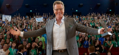 "Bryan Cranston at GFF 2017: ""Let the passion push you forward"""