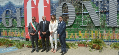 "President Vincenzo De Luca: ""Multimedia Valley Is An Open Window On The Future"""