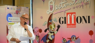 "Giffoni 2016, Gubitosi: ""This record edition will give the crowdfunding the go-ahead. The festival will belong to everyone"""