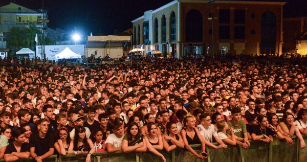 Great turnout for Vivo Giffoni - Giffoni Music Concept, the Festival music format