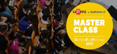 Giffoni Masterclass 2017, 16 incredible meetings for Masterclass Jurors