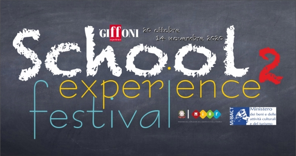 School Experience: Miur and Mibact together for the second edition of the itinerant festival promoted by Giffoni