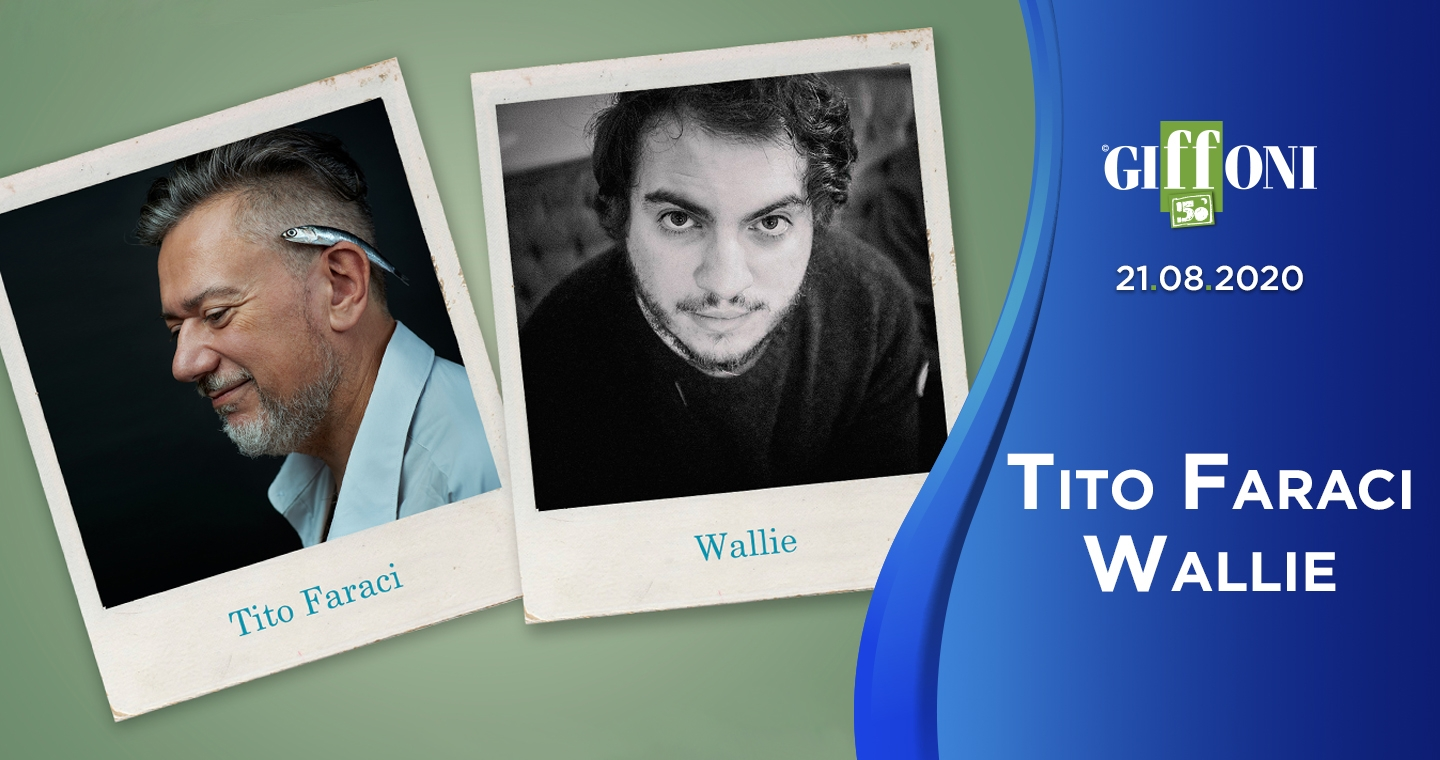 #Giffoni50 with Tito Faraci and Wallie: Comicon and Feltrinelli for Masterclass Impact