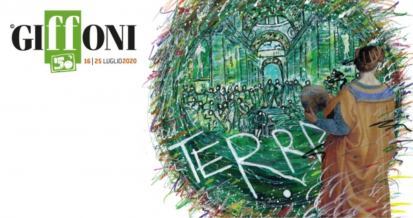 Web and social to present the artwork of #Giffoni50: a reinterpretation of