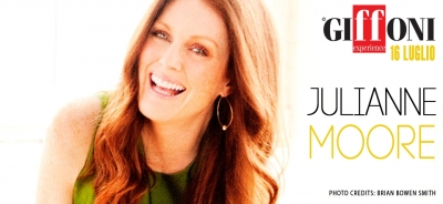 Giffoni Film Festival: spotlight on Julianne Moore on Sunday 16 July