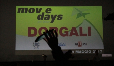 MOVIE DAYS ON TOUR IN  DORGALI, GIFFONI IN SARDEGNA SETS OFF WITH OVER 300 STUDENTS