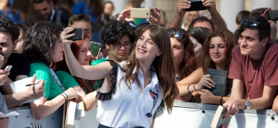 "Clara Alonso to Giffoni: ""This Festival is magic, here I feel like home"""