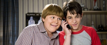 """Diary of a Wimpy Kid 3"" at Gff"