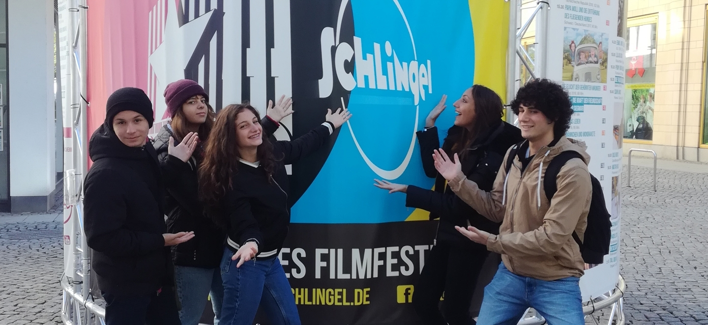 """EARLY WAKE UP CALL AND… OFF TO THE CINEMA. WHAT A RIDE!"": FIVE GIFFONERS AT THE SCHLINGEN FILM FESTIVAL TELL OF THEIR EXPERIENCE"