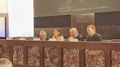 NATIONAL DAY AGAINST PEDOPHILIA AND PEDOPORNOGRAPHY, THE CONFERENCE ORGANIZED BY THE PRESIDENT'S OFFICE OF THE COUNCIL OF MINSITERS AND BY 'TELEFONO AZZURRO'
