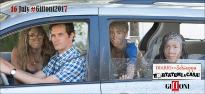 "On 16 JULY ""DIARY OF A WIMPY KID - THE LONG HAUL"" SET TO PREMIERE AT THE 47TH GIFFONI FILM FESTIVAL"