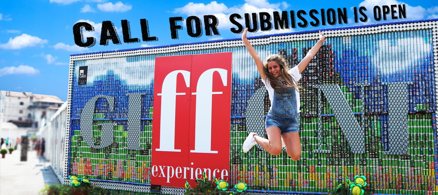 The call for submission is open for the selection of the films for the 48th edition of the Giffoni Film Festival