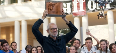 "Gabriele Salvatore Receives The Truffaut Award:  ""I'm Honoured By Yhis Prize"""
