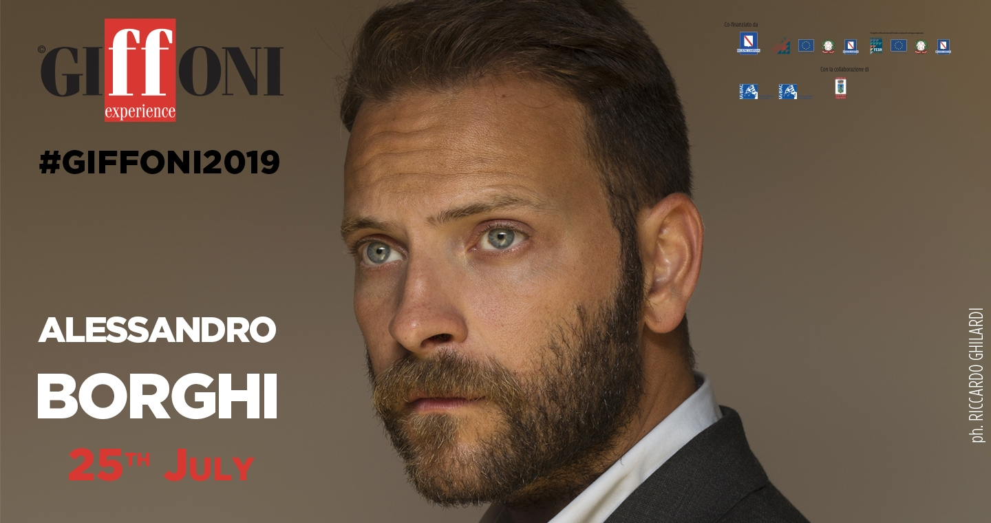 TO ALESSANDRO BORGHI THE SPECIAL TALENT AWARD
