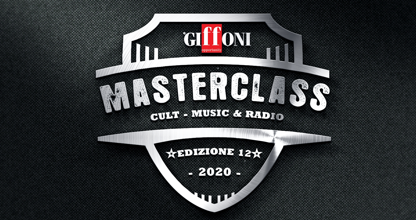 Cult and Music&Radio: Here are the #Giffoni50 Masterclasses