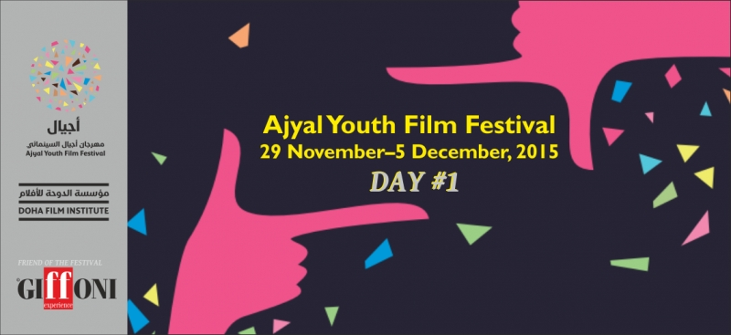 AJYAL YOUTH FILM FESTIVAL 2015 | DAY #1
