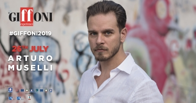 At #Giffoni2019 on july 26th Arturo Muselli