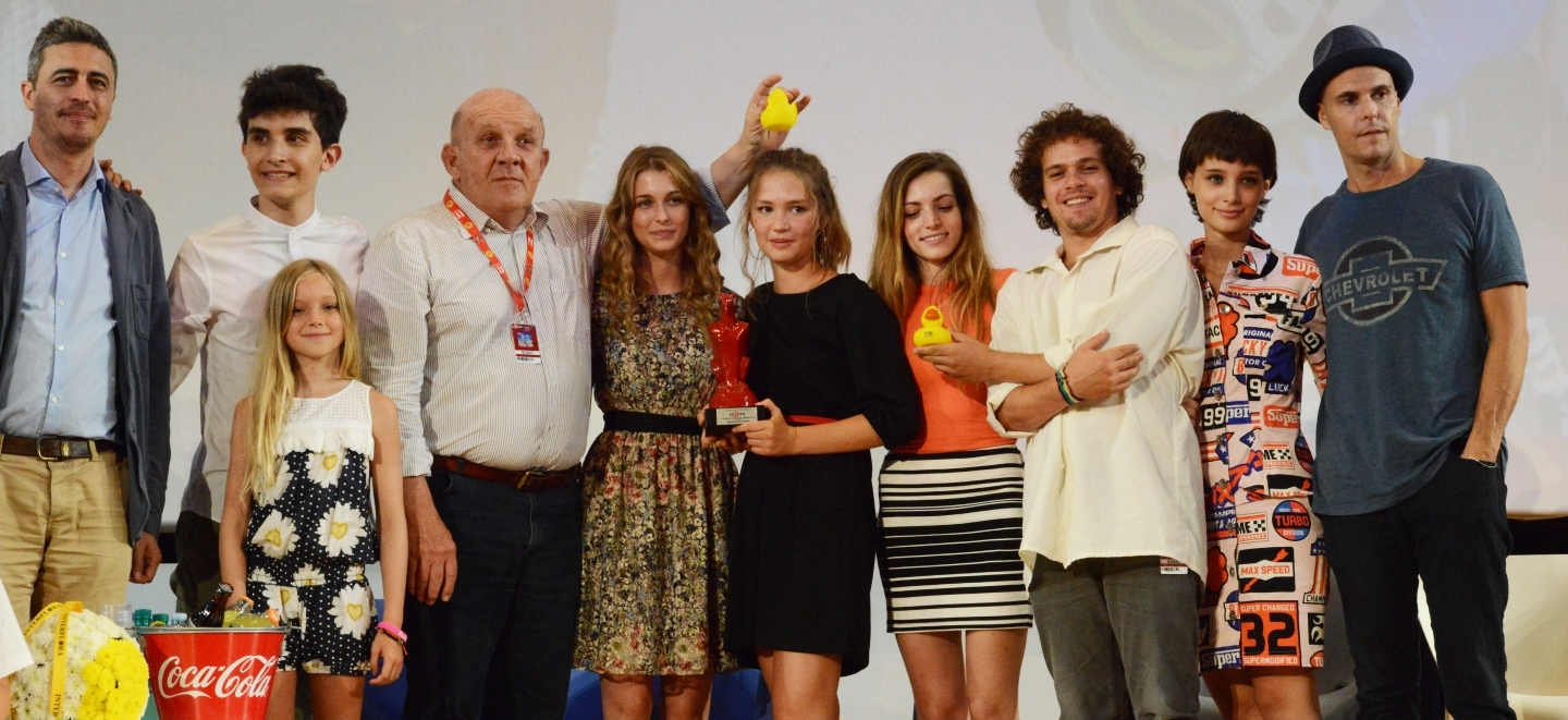 "Giffoni 2016, Braccialetti Rossi: ""Believe in your dreams to overcome difficulties"""