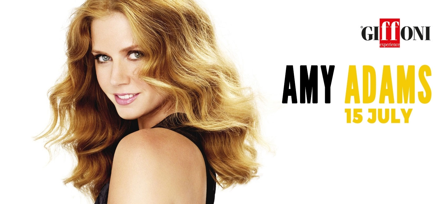 Amy Adams to be honoured at the Giffoni Film Festival on July 15