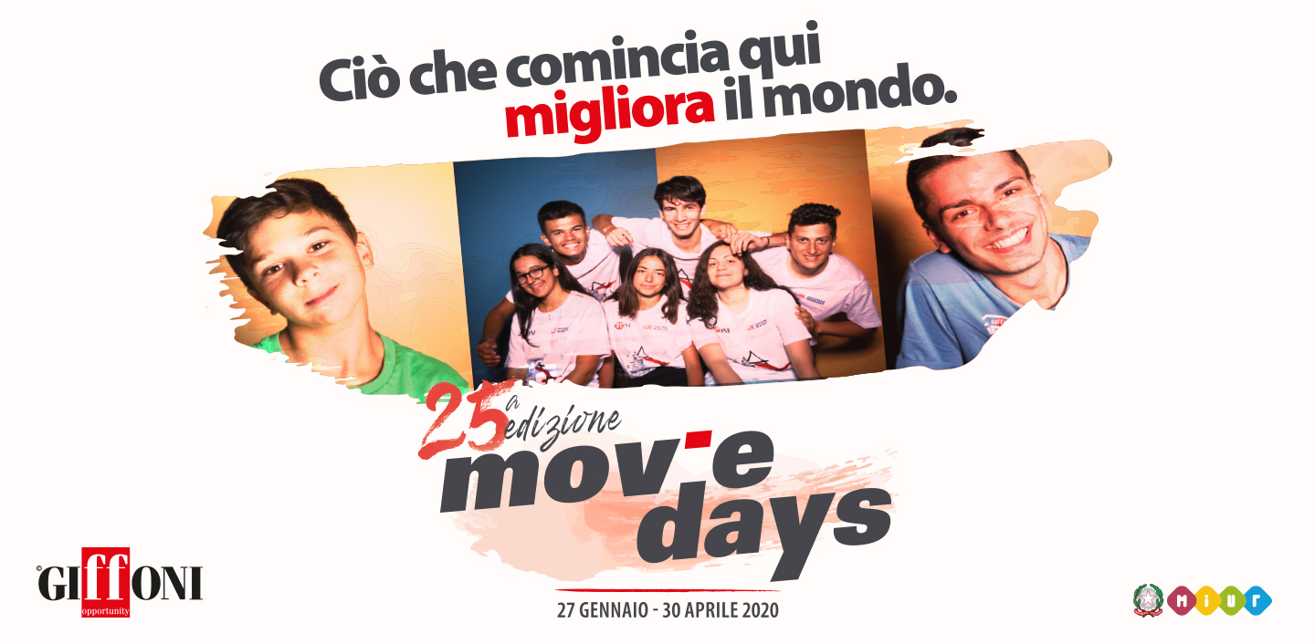 immagine movie days 2020