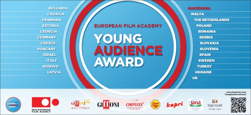 Young Audience Award a Skopje