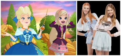 "Rainbow al Giffoni Film Festival  Con ""Maggie & Bianca Fashion Friends"" e ""Regal Academy"""