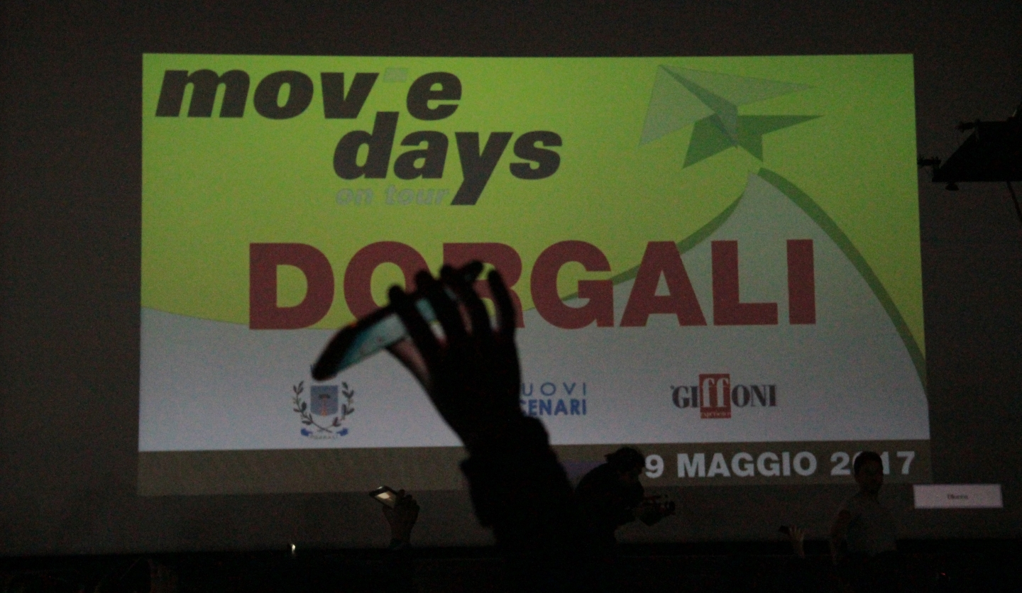 Al via Movie Days on Tour, da Dorgali parte l'avventura di Giffoni in Sardegna con oltre 300 studenti