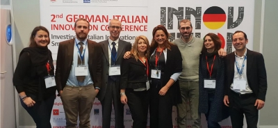 Giffoni Innovation Hub alla 2° edizione della German-Italian Innovation Conference
