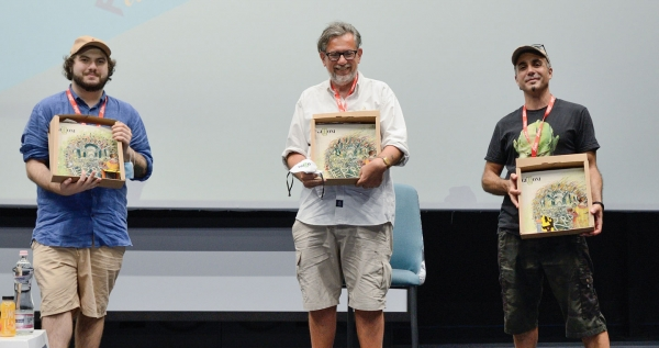 Giffoni Film Festival, Comicon e Feltrinelli Comics: lo spirito dei 50 anni  in una graphic novel