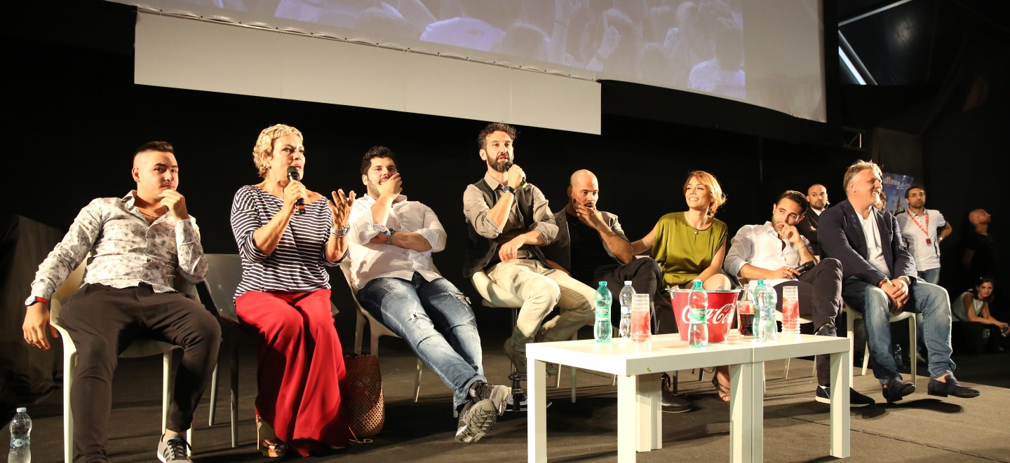 "Giffoni 2016, 'Meet The Stars' di Gomorra La Serie: ""Il Festival è l'alternativa al male"""