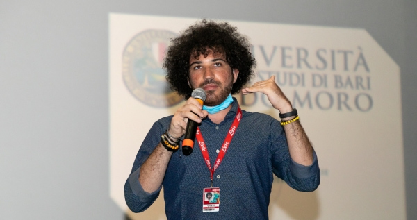 Loris Savino, Giffoni Impact ospita il vincitore di Youth in Action, for Sustainable Developments Goals