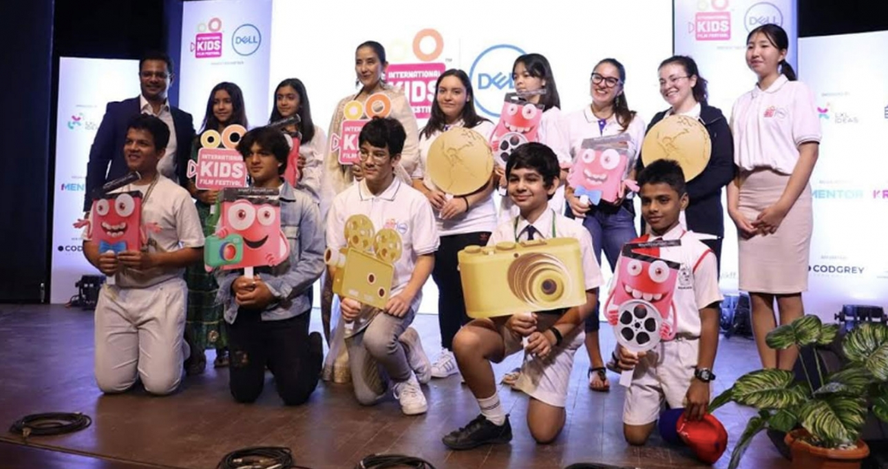 International Kids Film Festival: la magia dell'India incanta i giffoners